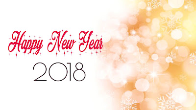 Happy New Year 2018 HD Picture Free Download