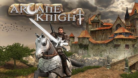 Arcane Knight مهكرة