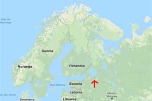 Los lagos europeos con más superficie
