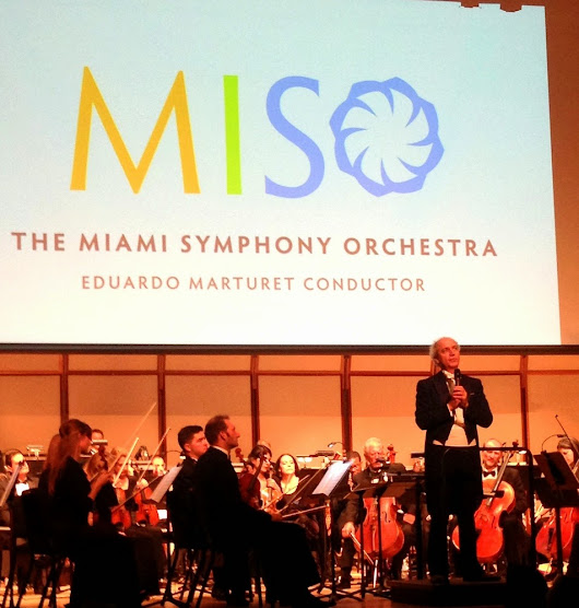 "BRUNEtTE & DIAMONDS: The Miami Symphony Orchestra ""MISO"" Takes Over Our Community"