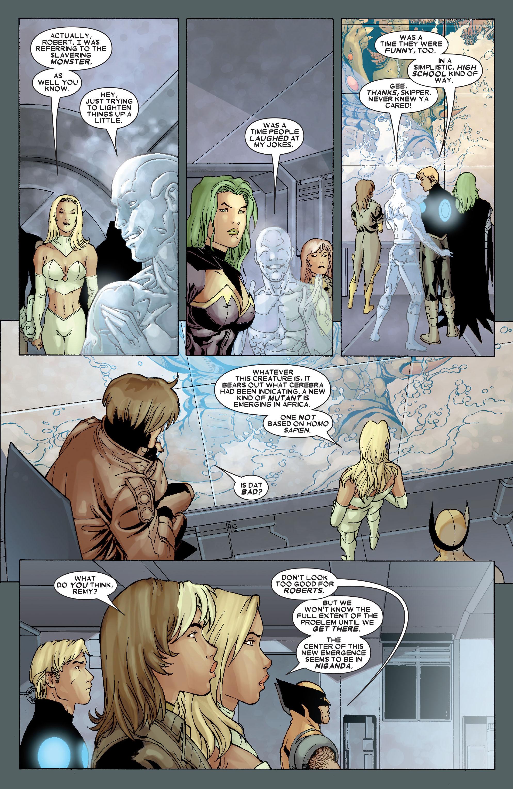 X-Men (1991) 175 Page 5