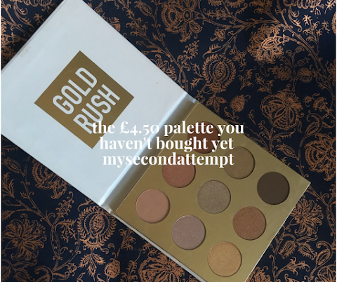 That £4.50 Palette You Haven't Bought Yet