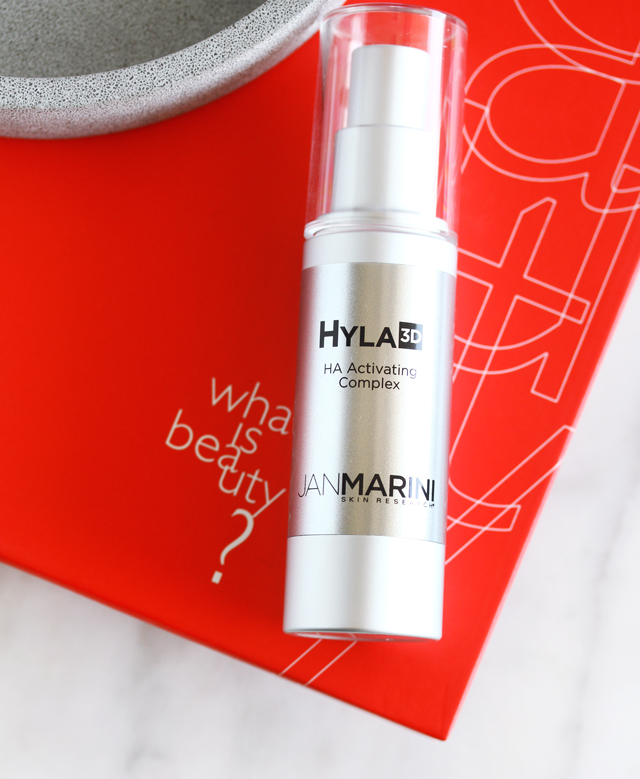 Jan Marini Hyla3D HA Activating Complex Review, Hyaluronic Acid, Hyaluronic Acid Skincare, Jan Marini Review