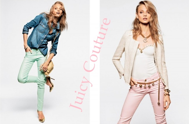 Juicy Couture spring fashion trends