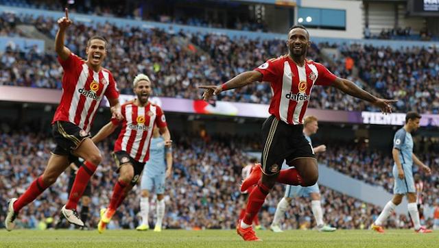 Gol balasan Sunderland oleh Defoe