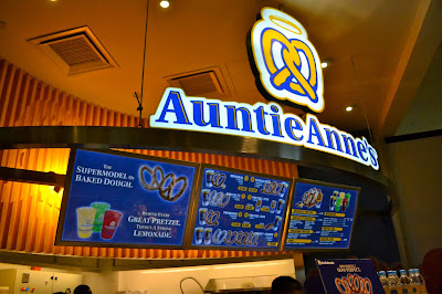 Free Auntie Anne's Malaysia Pretzel MyMaxis Mobile App Member Promo