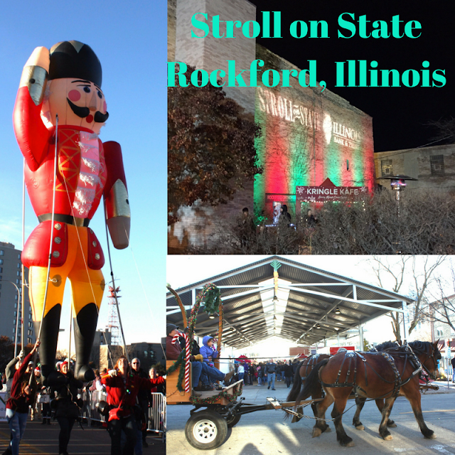 Stroll on State in Rockford, Illinois 2017 Recap