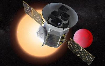 Το TESS ανακάλυψε στα 60 έτη φωτός έναν πλανήτη που βράζει!