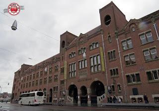Amsterdam, Palacio Beurs Van Berlage