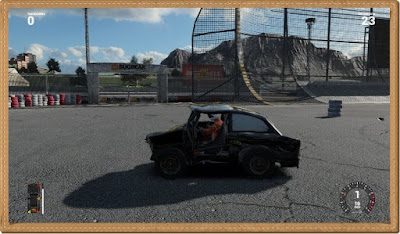 Next Car Game Wreckfest PC Games Gameplay