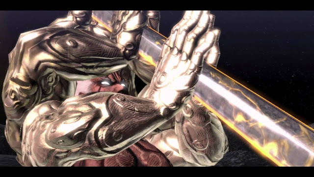 Asuras Wrath - Xbox 360 - Captura 3