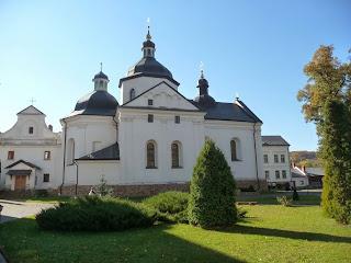 Крехов. Монастырь святого Николая отцов Василиан