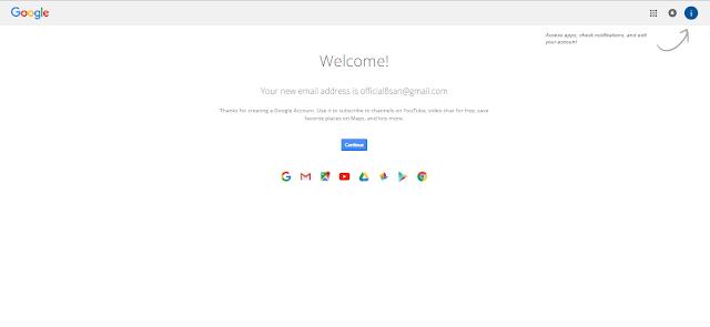 Cara membuat Email di Platform Gmail