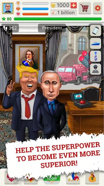 President 2017- life simulator Full Apk