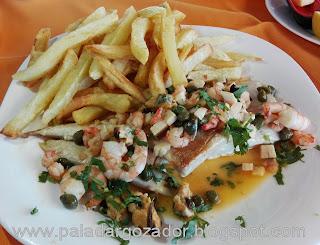 Restaurante Bellavista Las Cruces Reineta