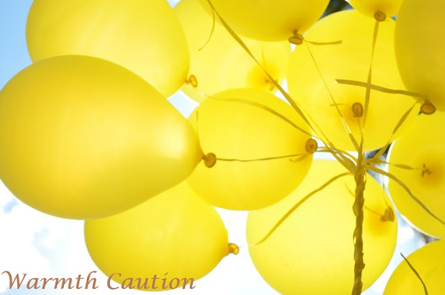 Yellow Colour Balloon, Dress Code