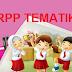 RPP Tematik Kelas 1, 2 dan 3 Lengkap Format Word Doc