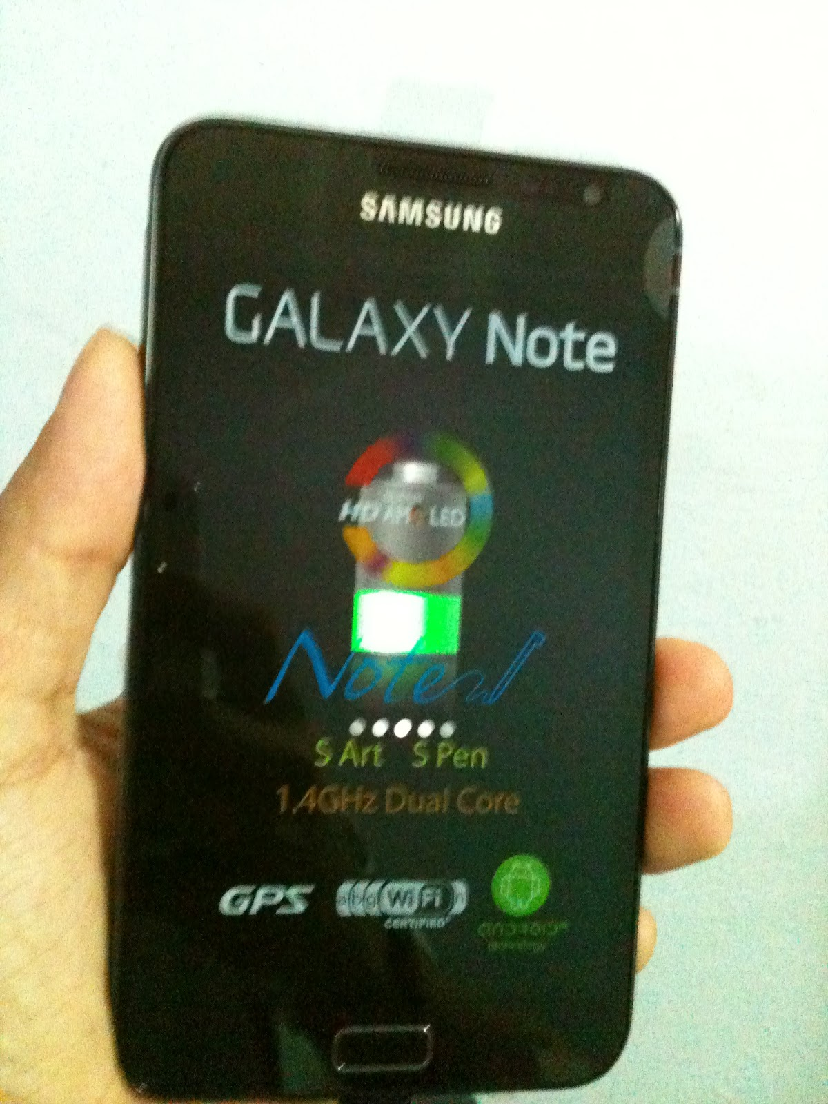 Plain Virtualization: Samsung Galaxy Note: Review