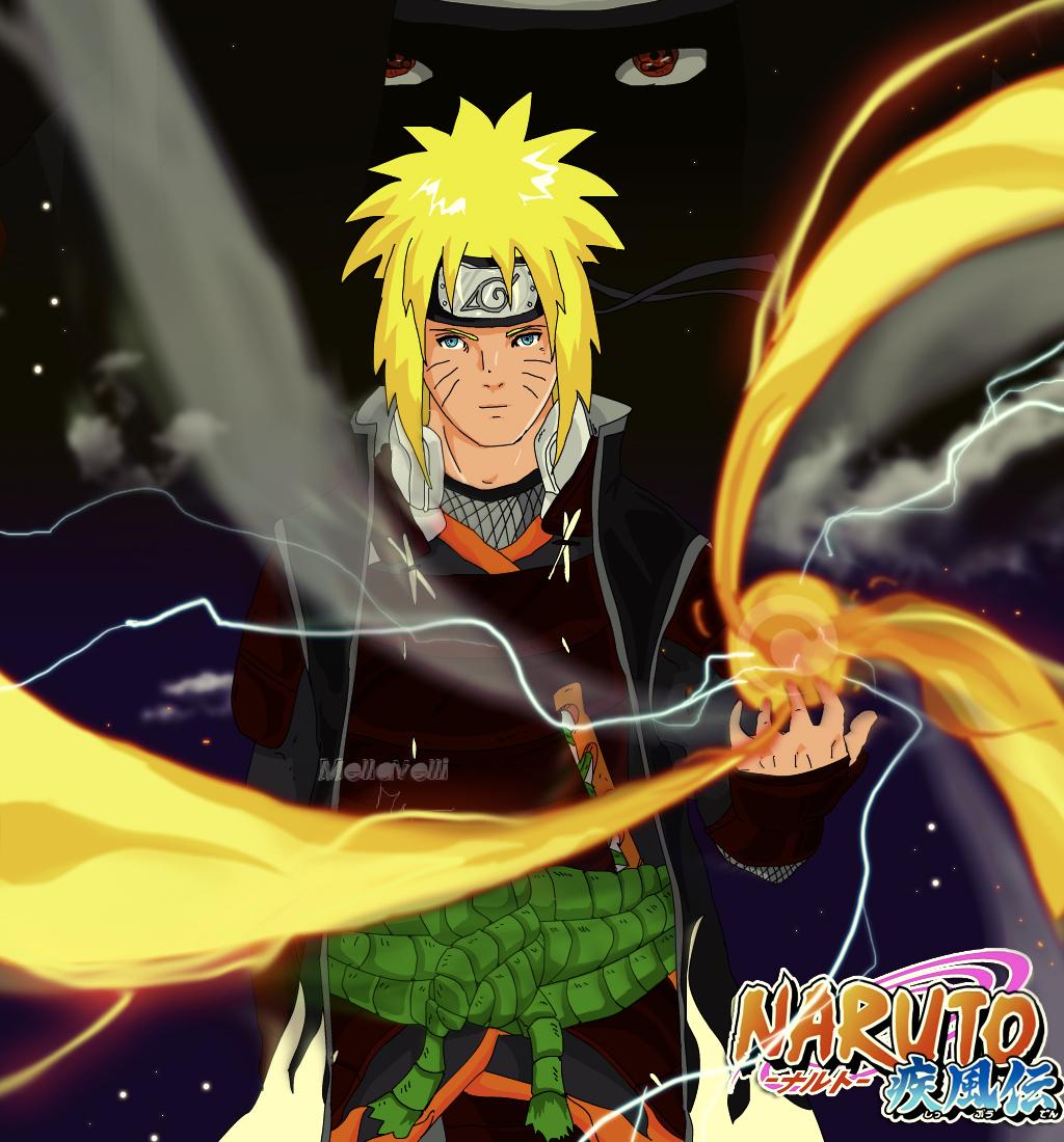 AnimeMania: Gambar-gambar Keren Naruto ( Menurut Saya