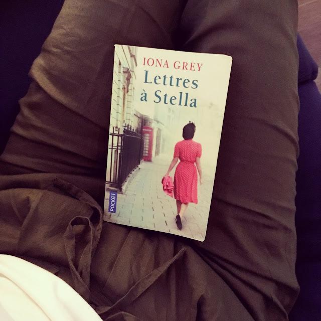Chronique littéraire Lettres à Stella par Mally's Books
