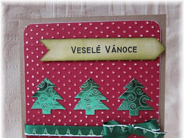 Vánoční přáníčka ... opět :-)