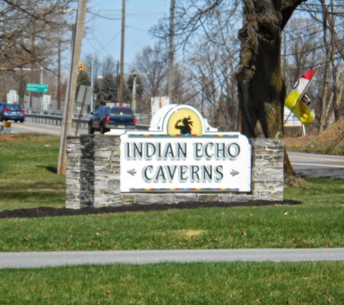 Indian Echo Caverns in Pennsylvania