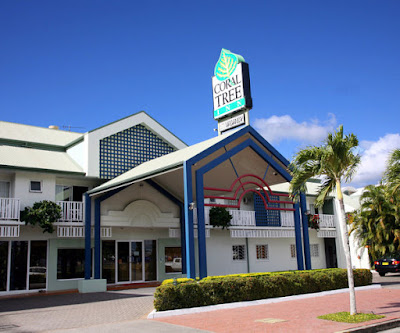 Hotel Coral Tree Inn Cairns