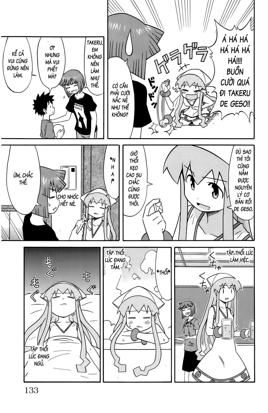 Shinryaku! Ika Musume Chap 92 - Truyen.Chap.VN