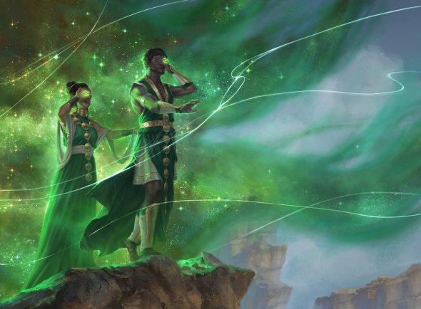 Lie Setiawan artstation arte ilustrações fantasia games
