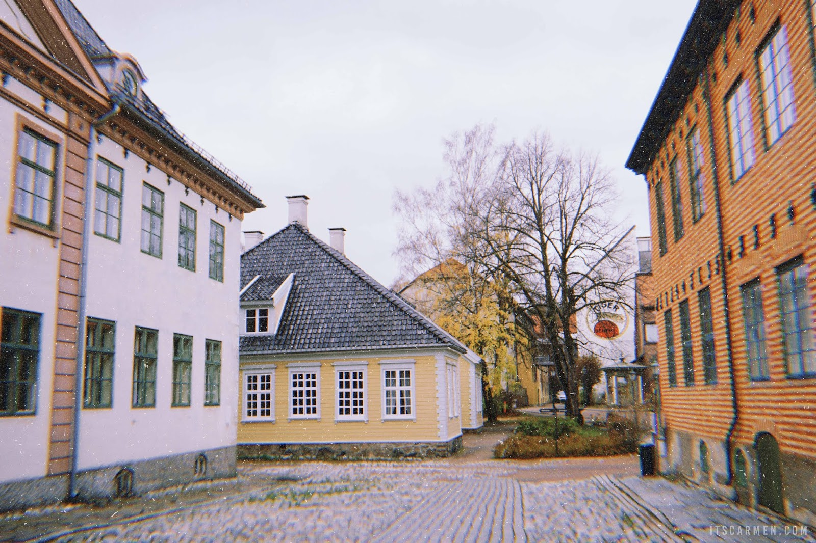 Oslo, Norway's cutest thing to do is the Open Air Museum