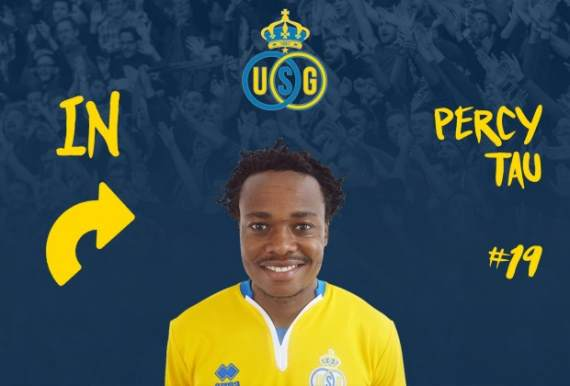 Former Mamelodi Sundowns star Percy Tau