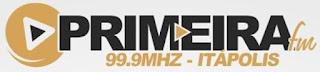 Rádio Primeira FM 99,9 de Itápolis SP