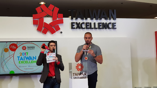Taiwan Excellence 2017 at Mall of Asia | Benteuno.com
