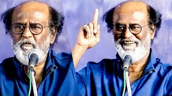"""When war starts, we will face it""- Rajinikanth 