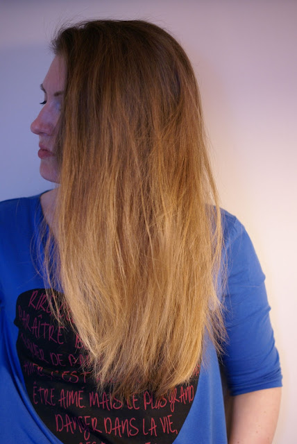 Jak odrosły moje włosy