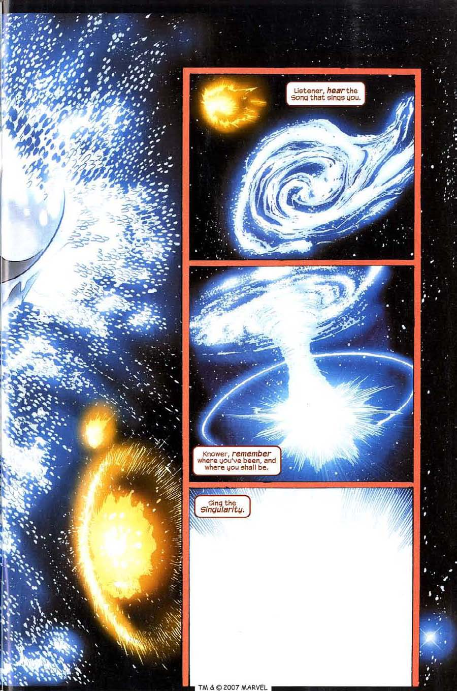 Read online Silver Surfer (2003) comic -  Issue #14 - 7