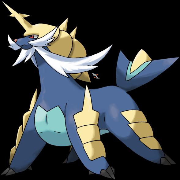 Pokemon Mega Samurott Images | Pokemon Images