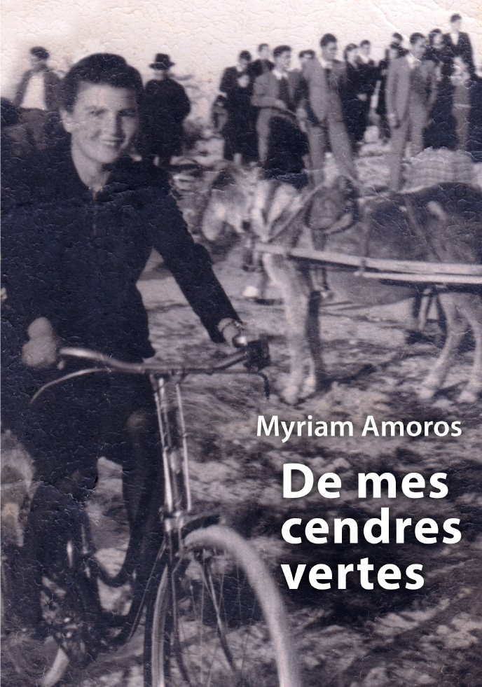 De mes cendres vertes  (Amazon)