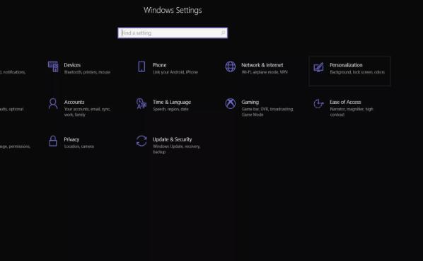 Cara Mudah Mengaktifkan Tema Gelap di Windows 10 2
