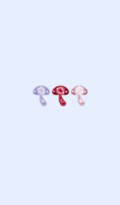 Jewelry mushrooms //