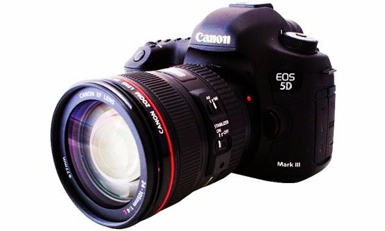 Harga Camera dan Spesifikasi Canon EOS 5D Terbaru