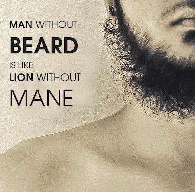 Frases con barba