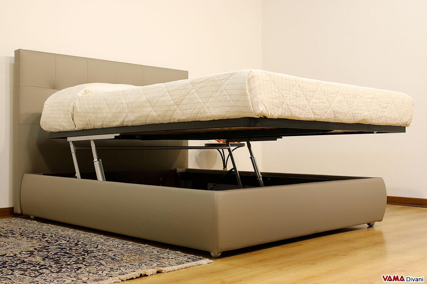 Consigli d 39 arredo 3 motivi per scegliere un letto con - Contenitore per letto ...
