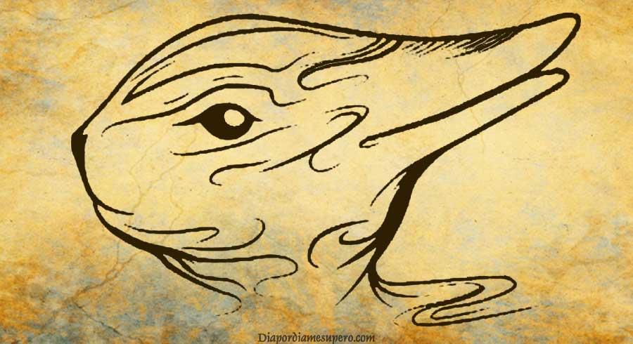 Prueba de creatividad: ¿Qué animal ves?