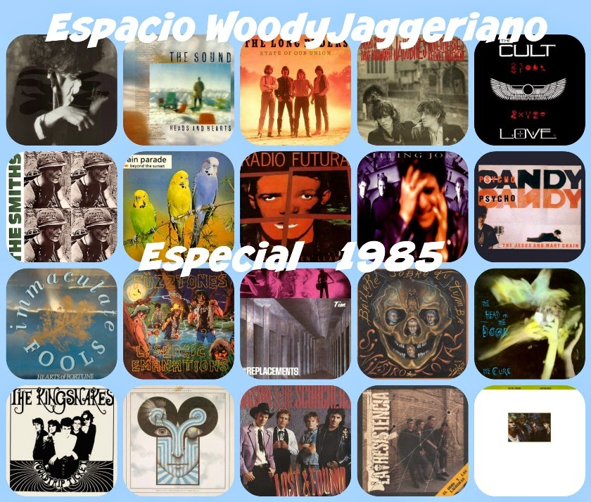 Los mejores discos de 1985, ¿por qué no?