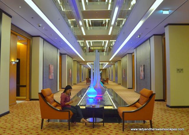 Al Raha Beach Hotel new wing