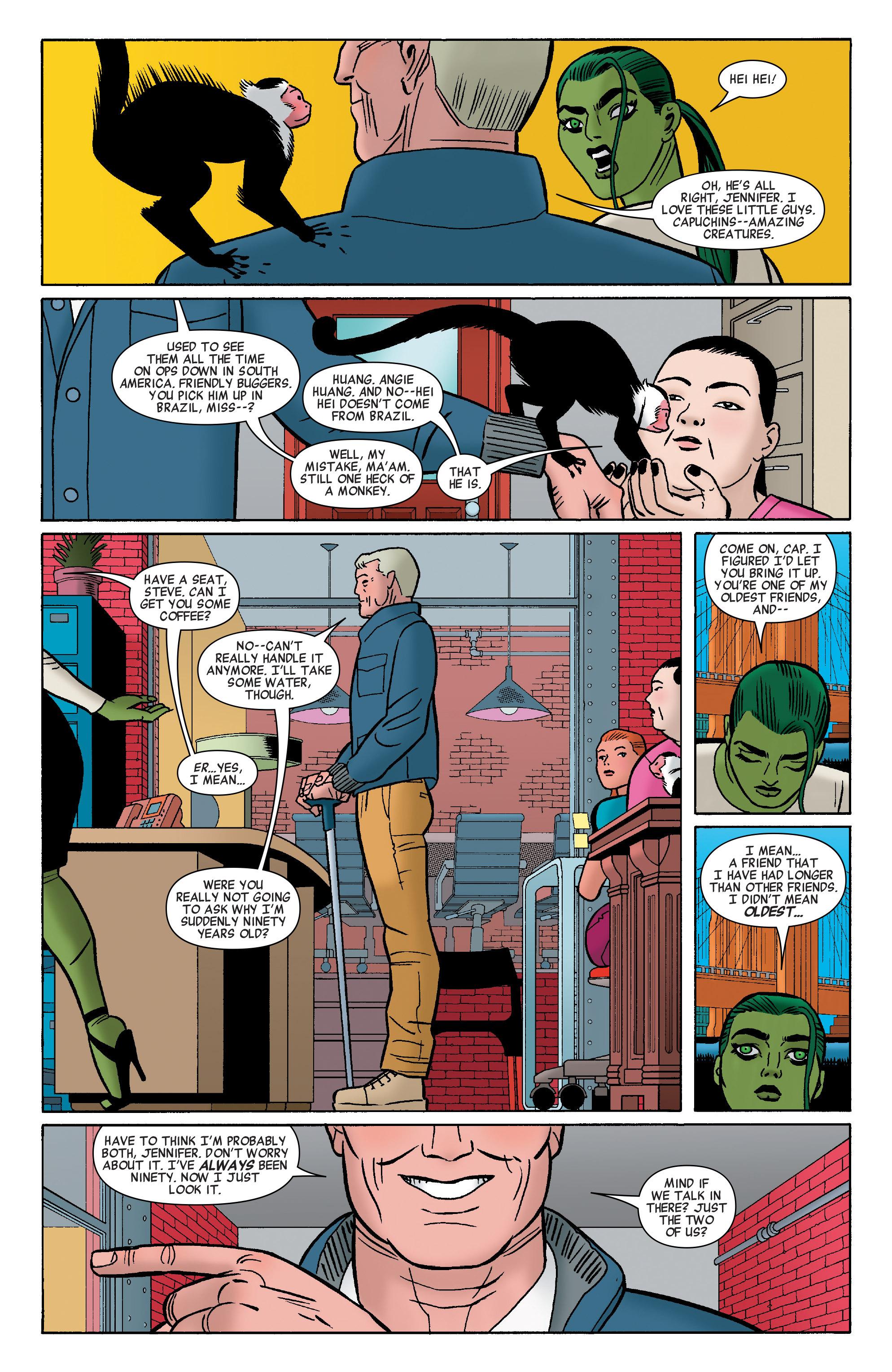 Read online She-Hulk (2014) comic -  Issue #8 - 5