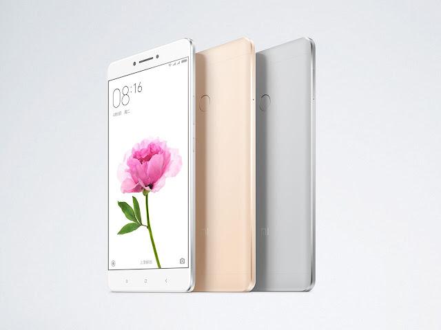 Xiaomi announces its 6.44-inch smartphone Mi Max, and unveils MIUI 8 in China