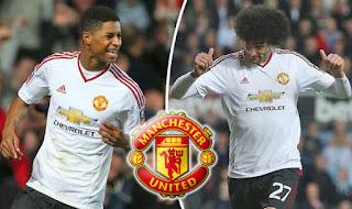 Fellaini dan Rashford Spesialis Pengubah Permainan Manchester United