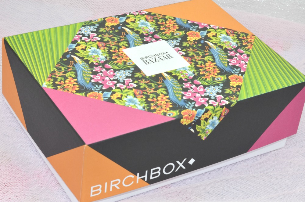 Birchbox May 2014 Contents & First Impressions...